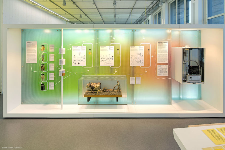energy. transitions: Special exhibition at the Deutsches Museum in Munich