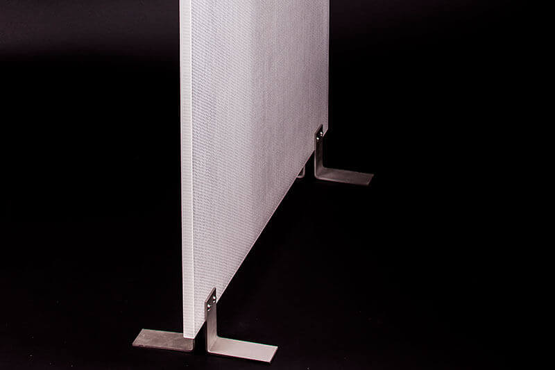 Partition wall – AIR-board<sup>®</sup> acoustic